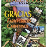 Adelante Forward magazine cover Winter 2014