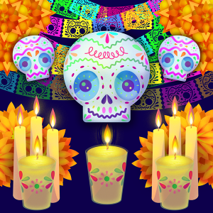 Day of the Dead events and MORE, Lansing, Michigan.