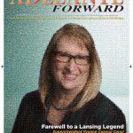 Adelante Forward front cover